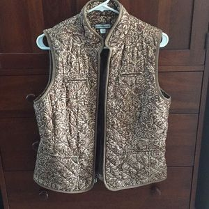 Croft and Barrow Vest